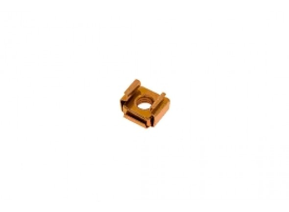 Peças para racks e cases Adam Hall 5653 Rack Nut Pack