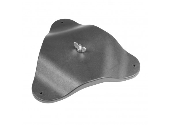 Suportes Adam Hall Floor Mounting Plate