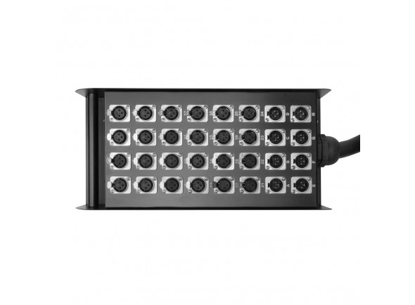 Stageboxes/Stageboxes Adam hall K 32 C 30 30m 24/8