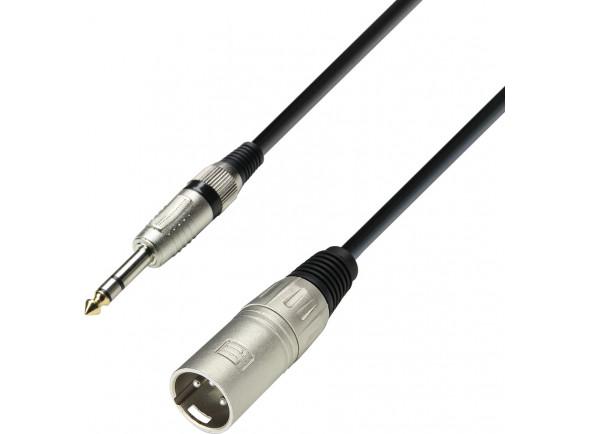 Cabos XLR / Microfone Adam hall  K3BMV0300