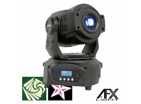 Moving Head LED/Moving Heads LED Afx Light  SPOT60LED