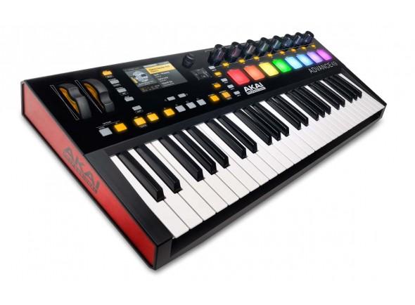 B-stock Controladores de teclados MIDI Akai Advance 49 B-Stock