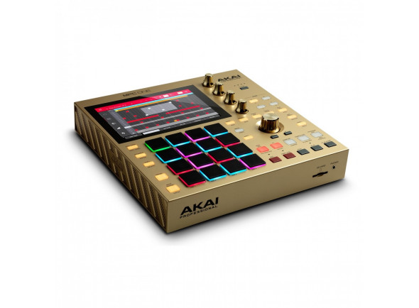 Secuenciadores de ritmo Akai Professional MPC One Gold Edition