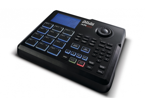 Sintetizadores e Samplers Akai XR20