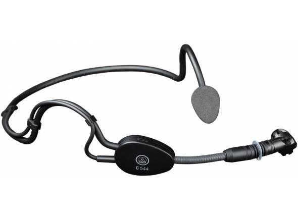 Microfone de cabeça/Microfone de cabeça AKG C 544 L