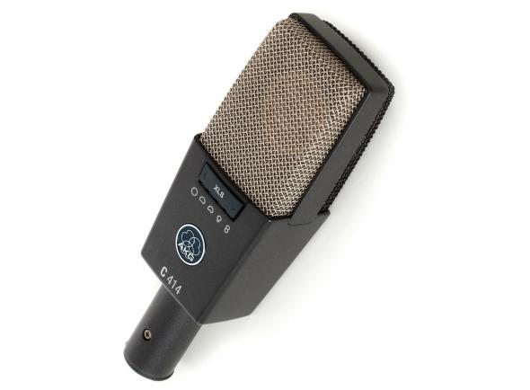Microfones de estúdio AKG C414 XLS