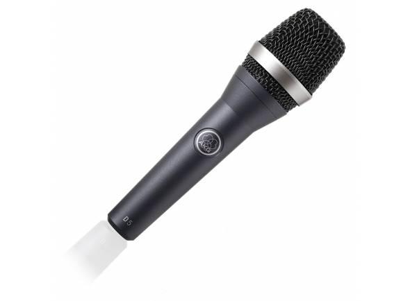 Microfone Vocal Dinâmico AKG D5