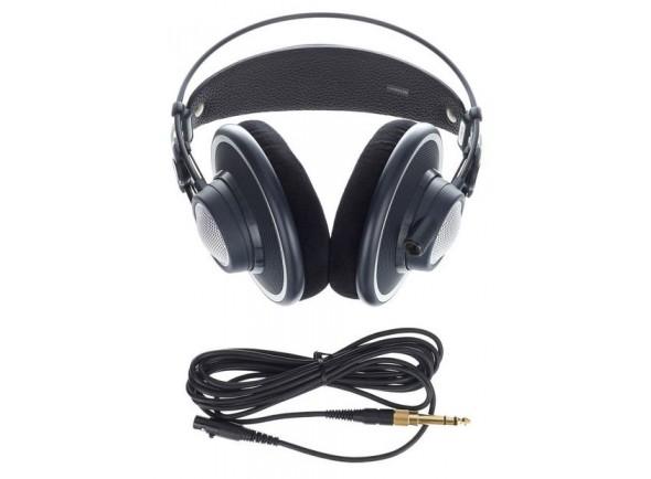 HeadPhones/Auscultadores AKG K702