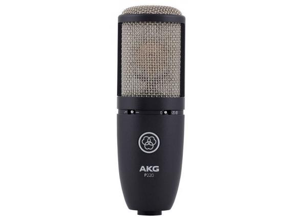Ver mais informações do  AKG P220 B-Stock
