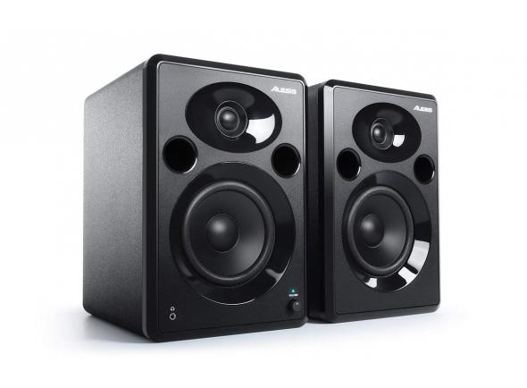 Monitores de estúdio activos Alesis Elevate 5 MKII