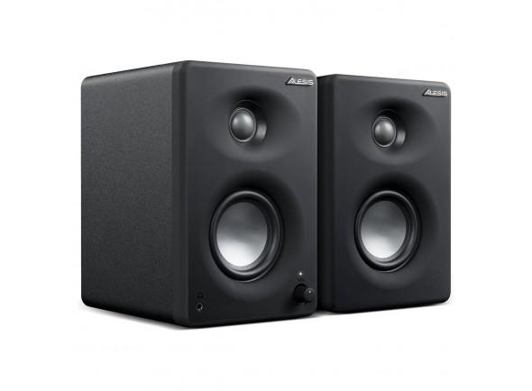 Monitores de estúdio activos Alesis M1 Active 330 USB B-Stock