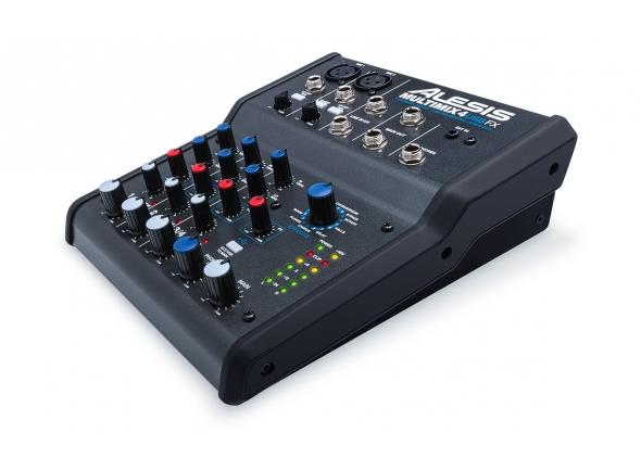 Interface Áudio USB Alesis Multimix 4USB FX