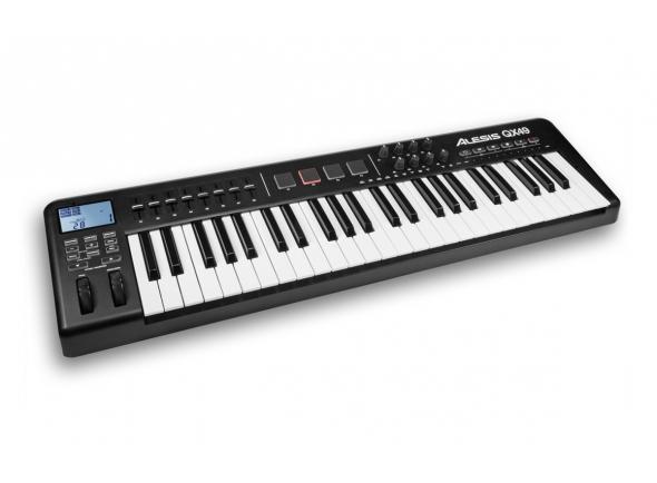 Teclados MIDI Controladores Alesis QX49