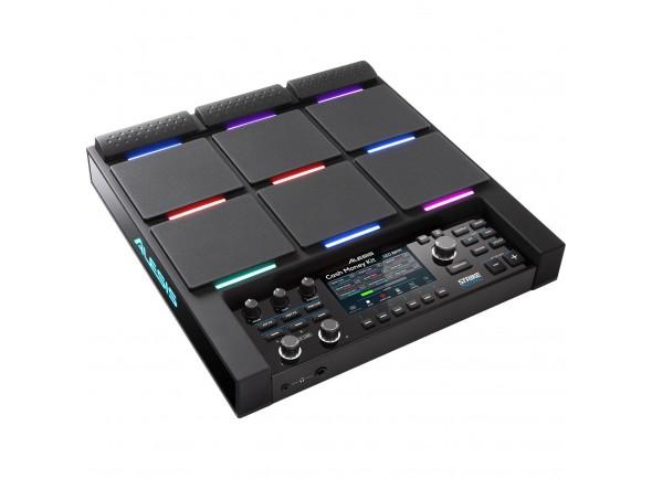 Pads de Sampling e Percussão Alesis Strike MultiPad