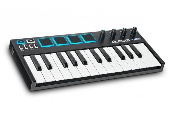 Teclados MIDI Controladores Alesis V mini