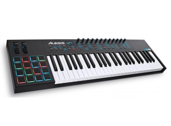 Teclados MIDI Controladores Alesis VI49