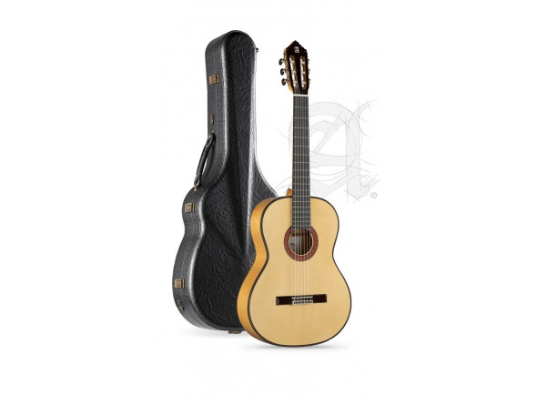 Guitarra de Flamenco/Guitarra de Flamenco Alhambra 10 FC