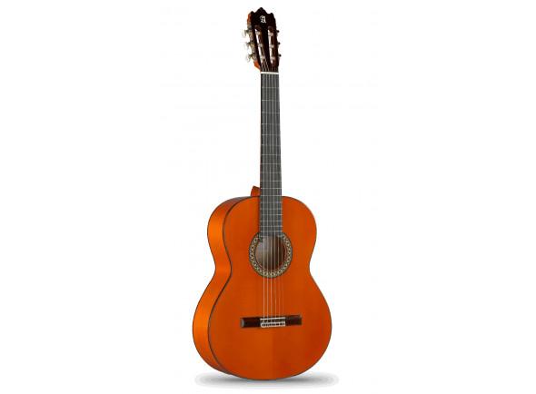 Guitarra Clássica Alhambra 4F Flamenco incl.Gig Bag