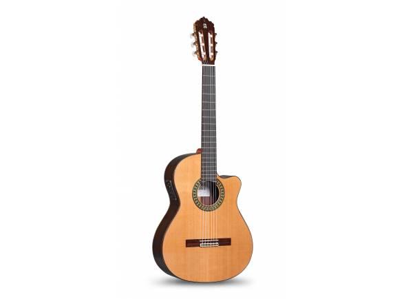 Guitarras clássicas eletrificadas Alhambra 5P CW E8