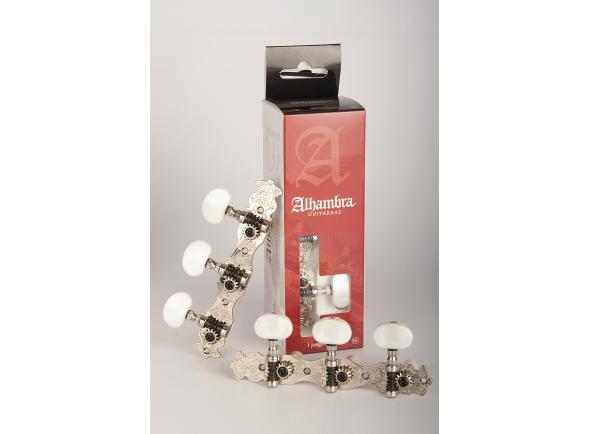 Sistema mecâncio para guitarra clássica/Sistema mecâncio para guitarra clássica Alhambra Clavijero