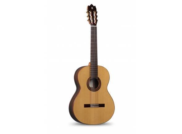 Guitarra Clássica Alhambra Iberia Ziricote