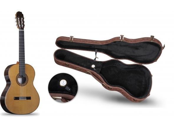 Guitarra Clássica/Guitarra Clássica Alhambra Luthier Aniversario