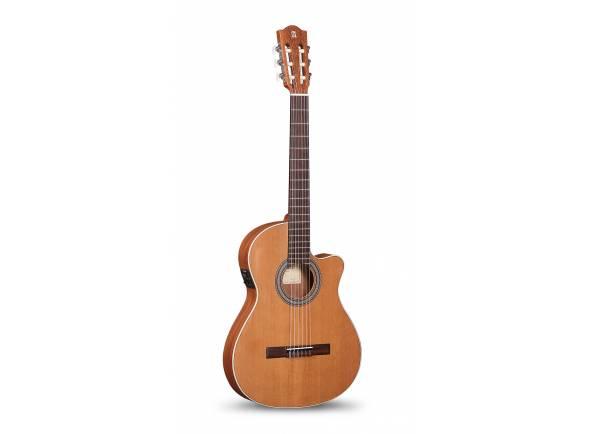 Guitarras clássicas eletrificadas Alhambra Z-NATURE CT EZ