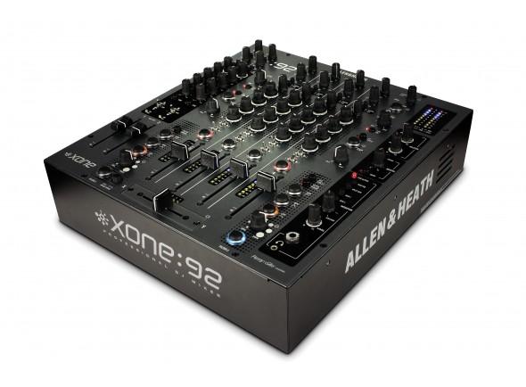 Mesa de mistura profissional para Dj/Mesas de mistura para DJ Allen & Heath Xone:92 B-Stock