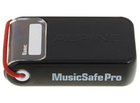 Proteção auditiva/Proteção auditiva Alpine MusicSafe Pro