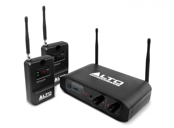 Transmissão de audio sem fio  Alto Stealth Wireless