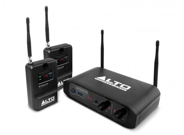 Transmissão de audio sem fio  Alto Stealth Wireless B-Stock