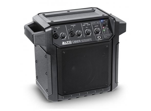 Sistemas Portáteis com Bateria Alto Über