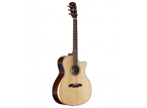 Outras guitarras acústicas Alvarez AG70WCEAR