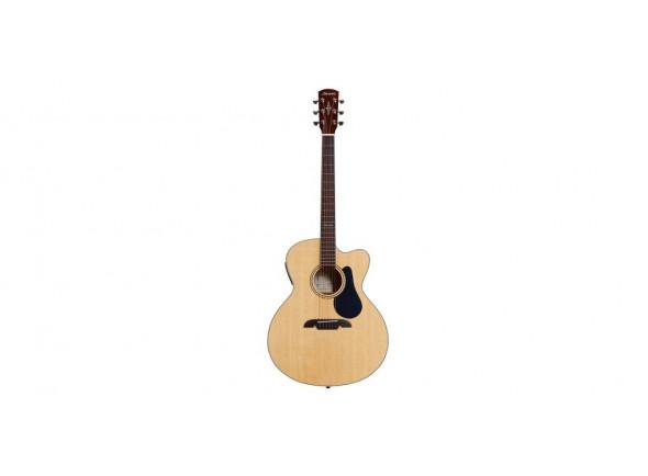 Guitarra Dreadnought/Guitarras Dreadnought Alvarez  AJ80CE