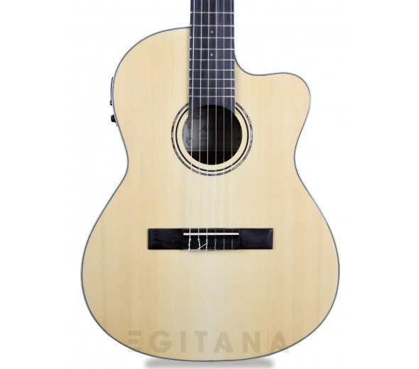 Guitarras clássicas eletrificadas Alvarez RC26HCE