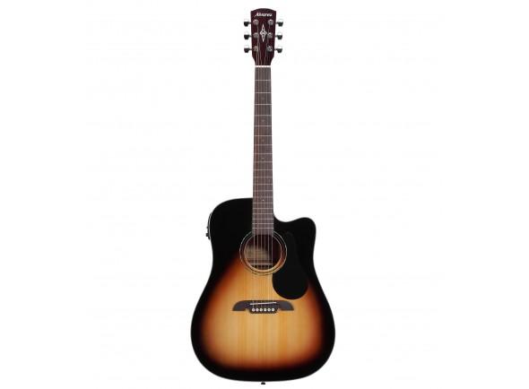 Guitarra acústica dreadnought/Guitarras Dreadnought Alvarez RD26CESB
