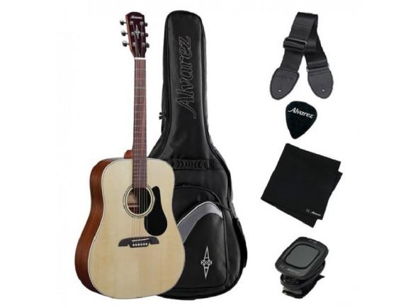 Conjuntos de guitarra acústica Alvarez  RD26S-AGP Pack