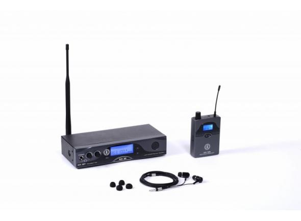 Monitorização in-ear Wireless ANT ANT MIM 30