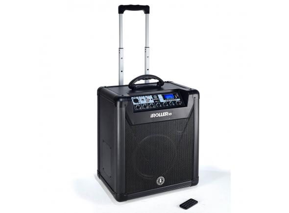 Sistemas Portáteis com Bateria ANT iRoller 10