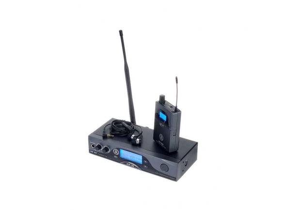 Monitorização in-ear Wireless ANT MIM 30 incl. Beyer.