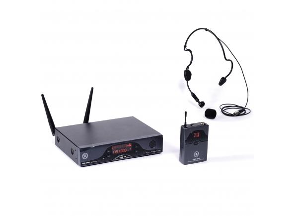 Sistema sem fio com microfone de cabeça ANT UNO G8 BHS