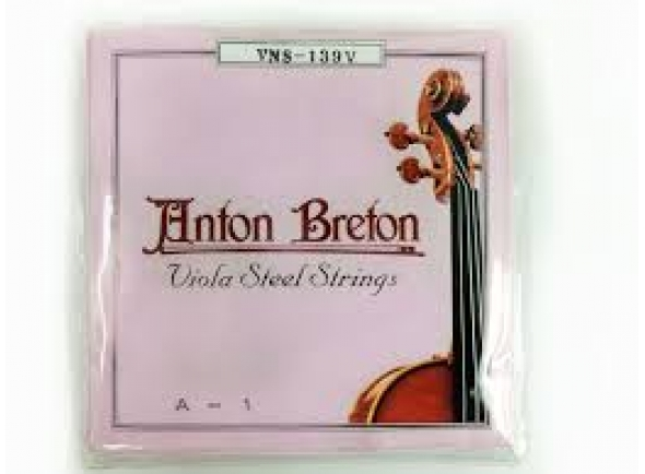 Cordas para Viola Anton Breton VNS-139V