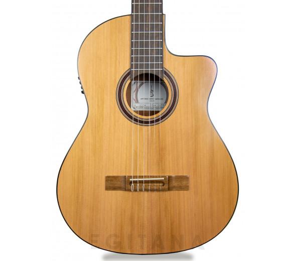 Guitarra Clássica (adulto) 4/4/Guitarras clássicas eletrificadas APC 1C CW