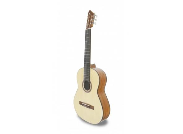 Guitarras clássicas eletrificadas APC 1S 7 STR Amplificada