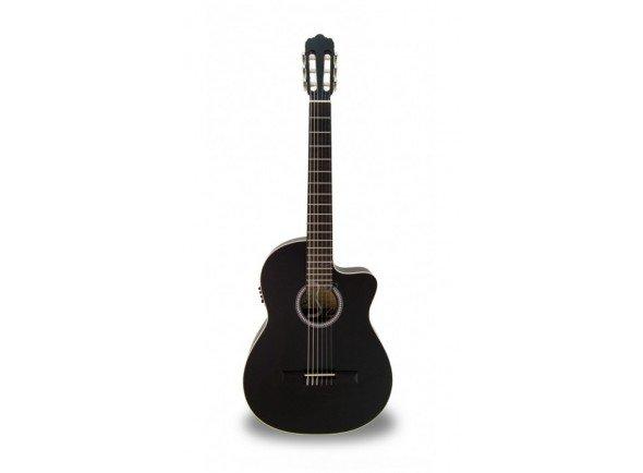 Guitarras clássicas eletrificadas APC 3N CW