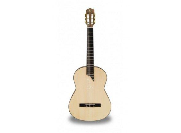 Modelos MX APC 8S MX  Guitarra Clássica APC 8S MX - Poro Aberto - Tampo: Spruce Maciço - Aros e Fundo: Pau Santo - Braço: Mogno - Escala: African Blackwood