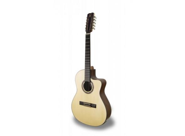 Guitarra Caipira/Guitarra Caipira APC  CAI 8S CW