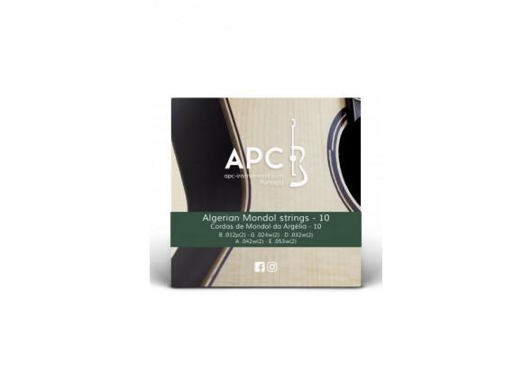 Cordas para Instrumentos Internacionais/Cordas Instrumentos Internacionais APC  Cordas - Mondol Argelino (10)