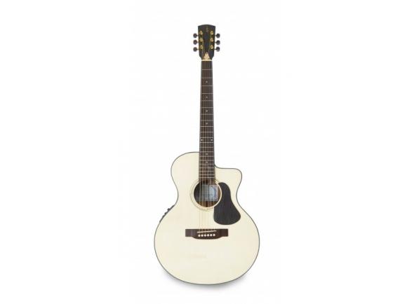 Guitarra Acústica eletrificada 4/4/Guitarras Folk APC EA 300 KOA S CW
