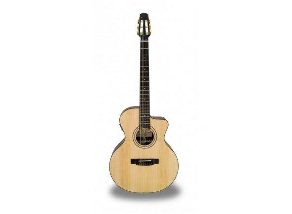 Eletrificada Crossover/Guitarras clássicas eletrificadas APC EA LUTHIER CROS CW
